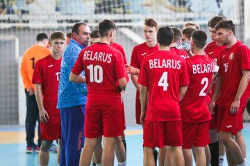 Юноши (U-17) заняли 4-е место на открытом чемпионате Европы-2019 в Швеции