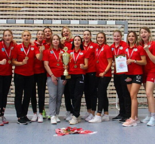Гомель — чемпион Беларуси среди женских команд сезона 2019/20