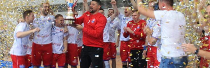 «Мешков Брест»- обладатель Кубка Беларуси среди мужских команд сезона 2019/20