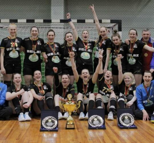 БНТУ-БелАЗ — чемпион Беларуси среди женских команд сезона 2020/21