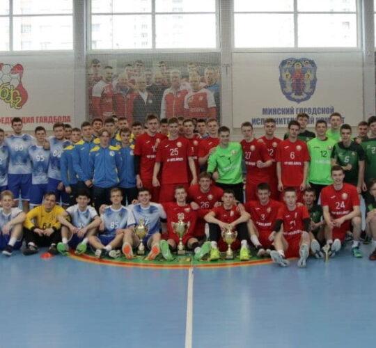 Международный турнир среди сборных юношей (U-17) Беларуси, России и Украины. май 2021 г., Минск